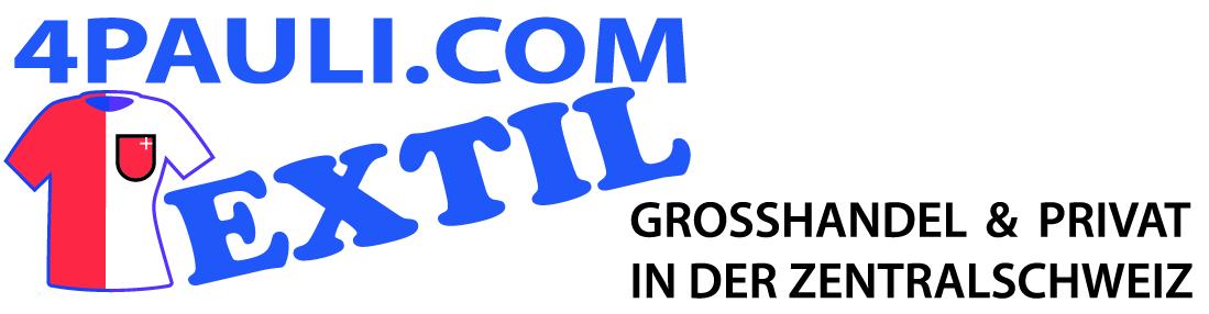 4PAULI.COM Textil Grosshandel & Privat in der Zentralschweiz